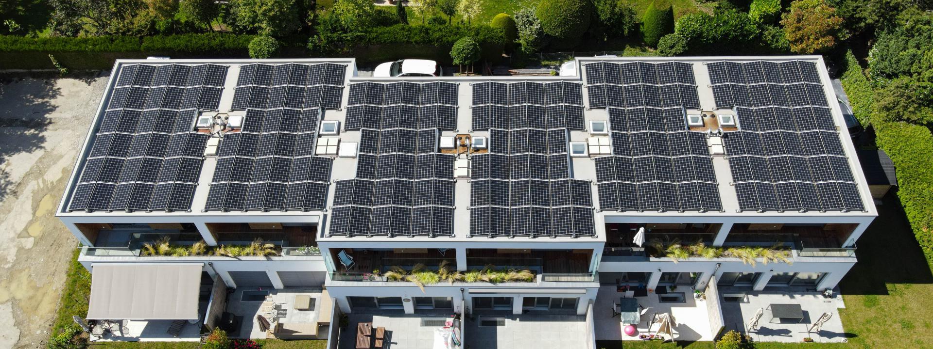 151%-PlusEnergie-Siedlung, Thônex/GE