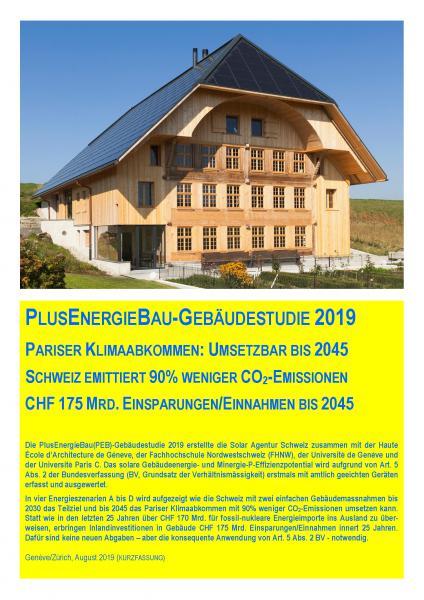 Étude de bâtiments BEP 2019