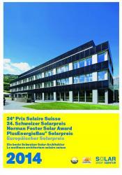 Schweizer Solarpreis / Prix Solaire Suisse 2014