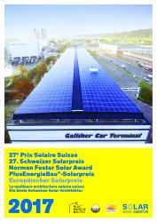 Schweizer Solarpreis / Prix Solaire Suisse 2017
