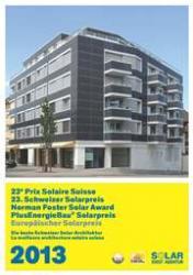 Schweizer Solarpreis / Prix Solaire Suisse 2013