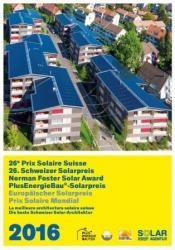Schweizer Solarpreis / Prix Solaire Suisse 2016