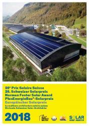 Schweizer Solarpreis / Prix Solaire Suisse 2018