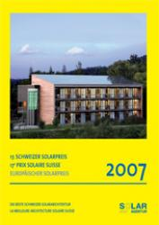 Schweizer Solarpreis / Prix Solaire Suisse 2007