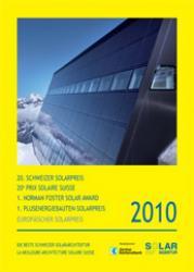 Schweizer Solarpreis / Prix Solaire Suisse 2010