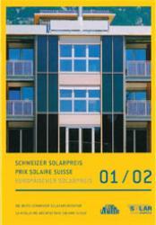 Schweizer Solarpreis / Prix Solaire Suisse 2001