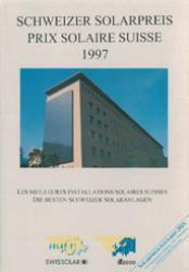 Schweizer Solarpreis / Prix Solaire Suisse 1997