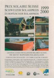 Schweizer Solarpreis / Prix Solaire Suisse 1999