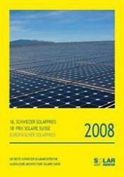 Schweizer Solarpreis / Prix Solaire Suisse 2008
