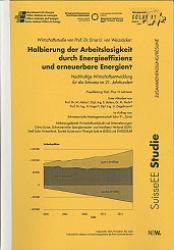 Zusammenfassung der Wirtschaftsstudie Prof. Dr. E. U. von Weizsäcker
