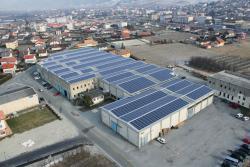 7'500 Quadratmeter gross ist die von Solarmodulen bedeckte Dachfläche.