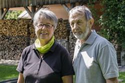 Trudi und Walter Unternährer