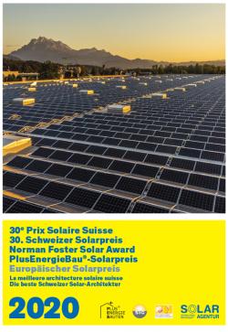 Cover Prix Solaire Suisse 2020: Les lauréat-e-s
