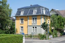 Die denkmalgeschützte EFH-Sanierung Hutterli Röthlisberger in Bern.