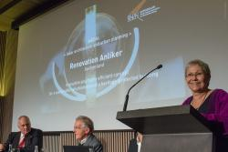 Elisabeth Anliker, PEB Anliker Affoltern i.E., Gewinnerprojekt Europäischer Solarpreis 2016