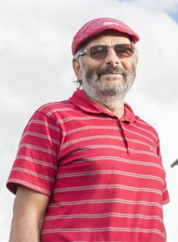 Ruedi Lehmann setzt sich seit vielen Jahren auf beruflicher, politischer und persönlicher Ebene für die Nutzung der Solarenergie ein.