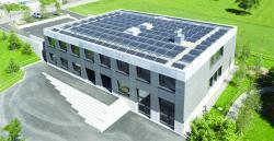 Das erste PlusEnergie-Schulhaus des Kantons Thurgau