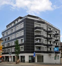 Saniertes Mehrfamilienhaus Viridén in Romanshorn