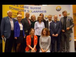 Embedded thumbnail for 29e Remise du Prix Solaire Suisse 2019 à Genève